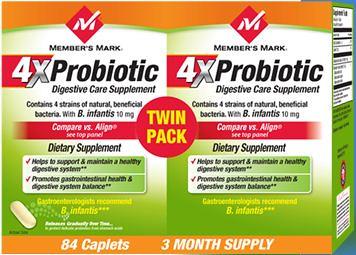 mark 4x probiotic