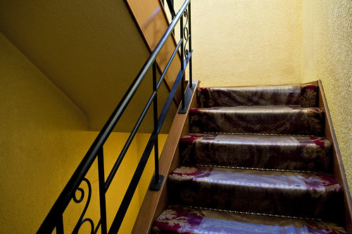 stairs by petetaylor