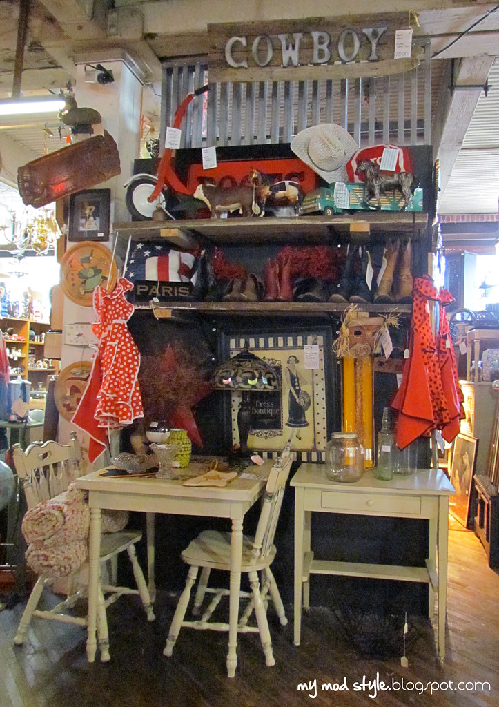 Midland Antique Mall - 7.30.2011