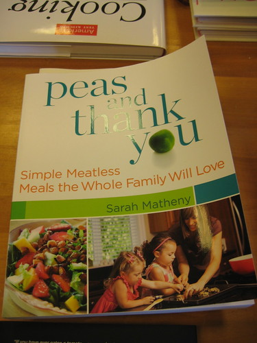 peas and thank you book