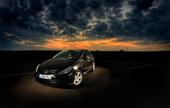 360x365 - Peugot 307 - II (Pawel Tomaszewicz) Tags: light shadow wallpaper england sky beautiful car clouds photoshop canon photography eos lights photo europe angle image photos wide picture wideangle ps images x dorset 1200 lightning 800 hdr hdri peugot 307 iphone pawel ipad chmury photomatix lampista strobistcom strobist eos400d 1200x800 tomaszewicz paweltomaszewicz canonstrobistkight