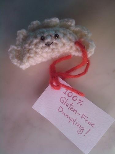 Prize cute dumpling