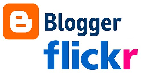 Blogger & flickr
