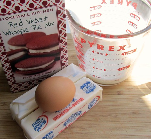 Red Velvet Whoopie Pie Mix