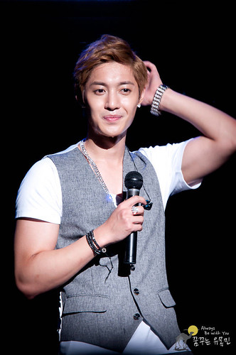 Kim Hyun Joong Japan Showcase Photos [110729]
