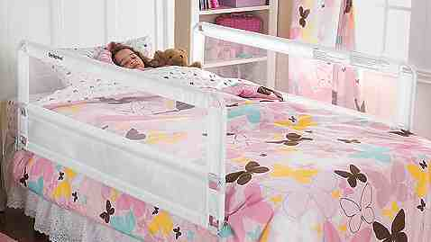 Bed rails, extra-long, 30e