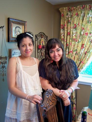 tabitha and Natalea
