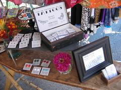 (Whitney J. Marsden) Tags: show classic philadelphia modern handmade craft jewelry indie cameo heirloom oval bangboomcraft