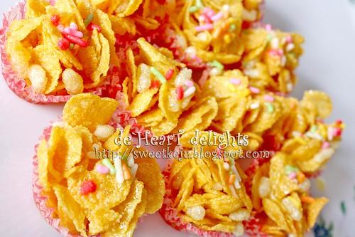 Crunchy Cornflakes