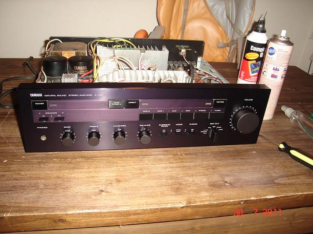 Yamaha A-700 6000456954_cab39b5c56_z