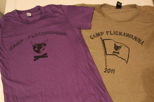 Camp Flickawanna Shirts
