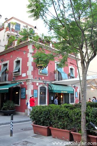 Can Ramonet Restaurant