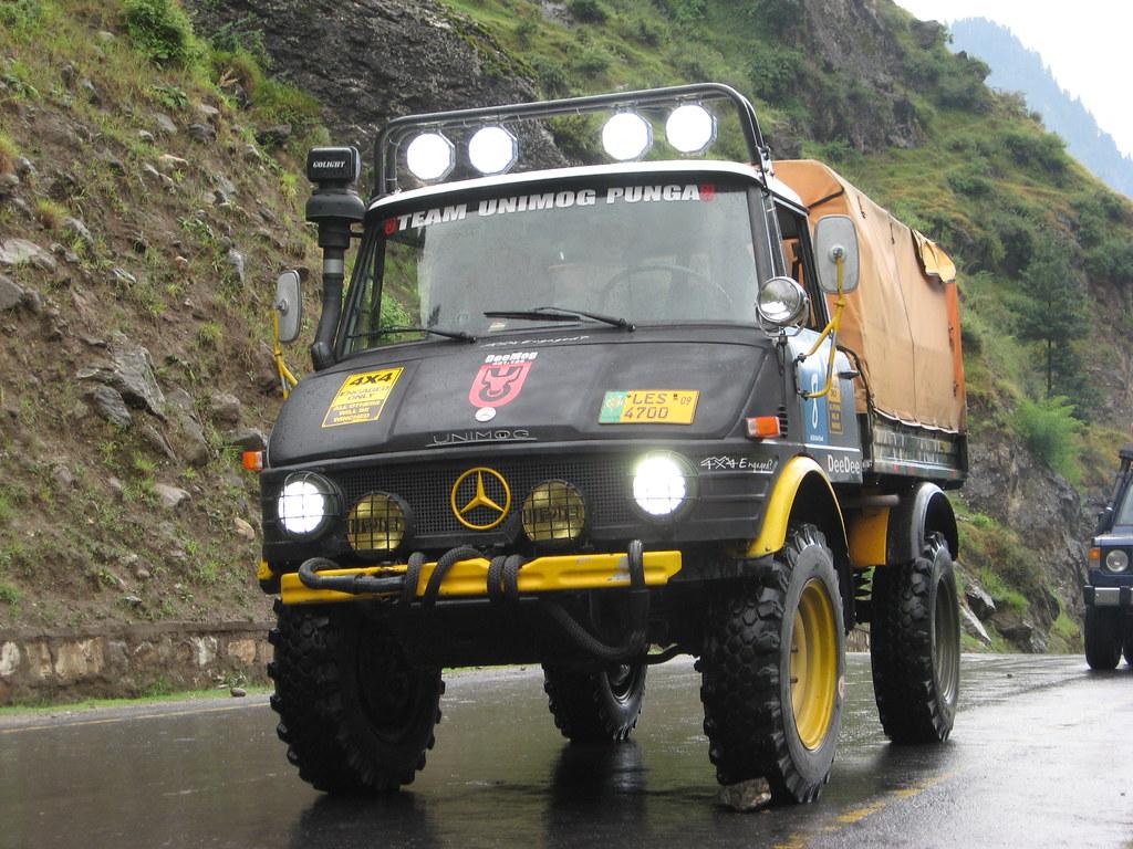 Team Unimog Punga 2011: Solitude at Altitude - 6006238704 2bee4bb29d b
