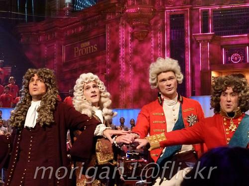 ... Prom - Ben Willbond, Matthew Baynton, Simon Farnaby and Jim Howick