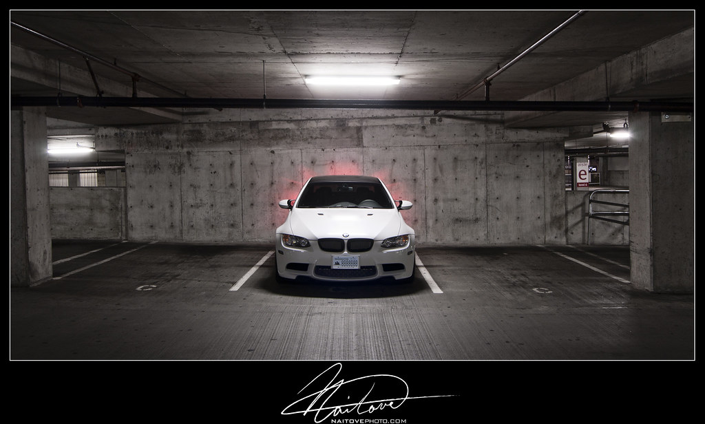 BMW M3 e92 Seattle Space Needle CarDomain