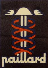 paillard logo