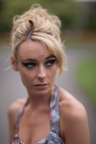 640/1000 - Jenny Brook @ f1.2 by Mark Carline