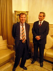 "Fianzminister Sarkis Aghojan (l.) • <a style=""font-size:0.8em;"" href=""http://www.flickr.com/photos/65713616@N03/6013645905/"" target=""_blank"">View on Flickr</a>"