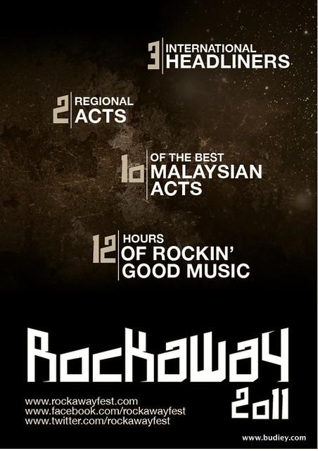Teaser Rockaway Poster