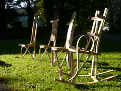 steambent chairs