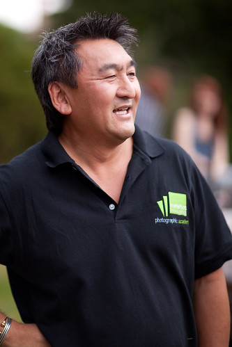 648/1000 - Will Cheung @ f1.2 by Mark Carline