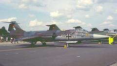 2652 - MBB built Lockheed F-104G Starfighter, later in GI use at Erding (egcc) Tags: lockheed mbb starfighter erding greenhamcommon f104g iat 7312 2652 wgaf westgermanairforce egvi