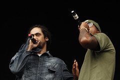 "Damian ""Jr. Gong"" Marley & Nas by Matt Ellis (LollapaloozaFest) Tags: nas lollapalooza lolla 2011 damianjrgongmarley damianjrgongmarleynas lollapalooza2011"
