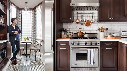 Mark Challen Kitchen via House and Home