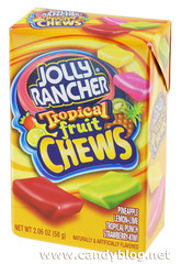 Jolly Rancher Tropical Fruit Chews