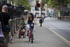 Barcelona Cycle Chic (Mikael Colville-Andersen) Tags: barcelona dog pet fashion bike bicycle children cycling kid cycle bici catalunya chic fahrrad vélo cykel cyclechic