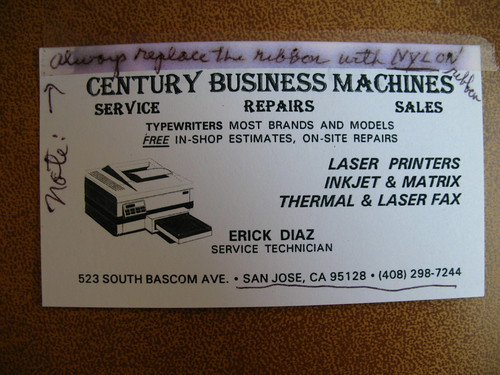 Century Business Machines