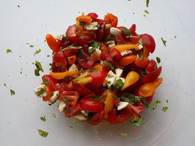 Tomato & Mint