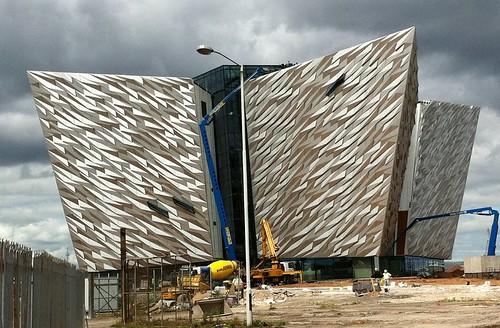 Titanic Building Belfast