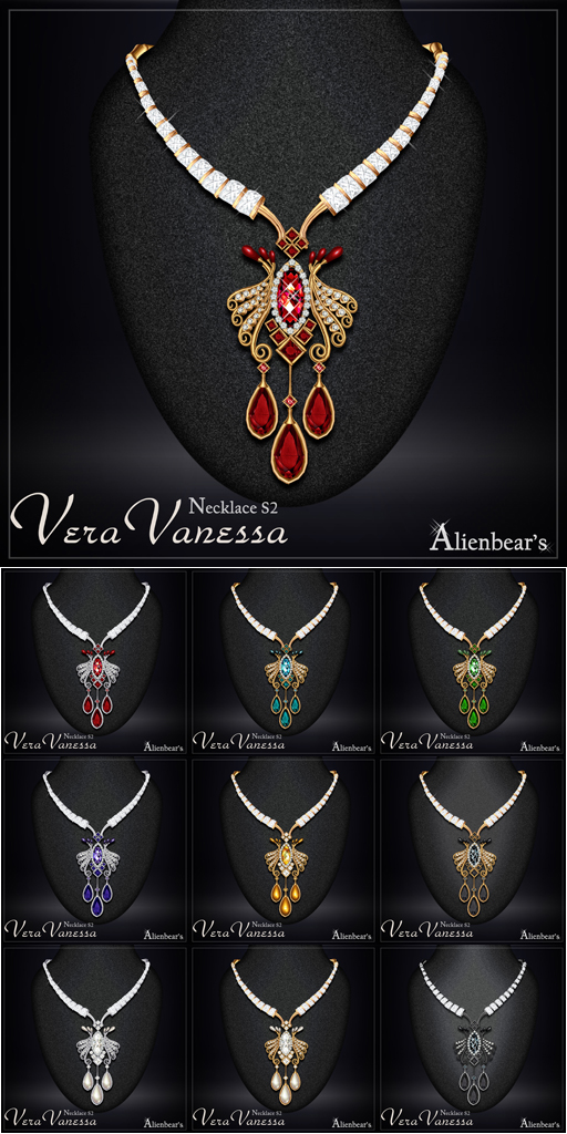 Vera Vanessa Necklace S2 all