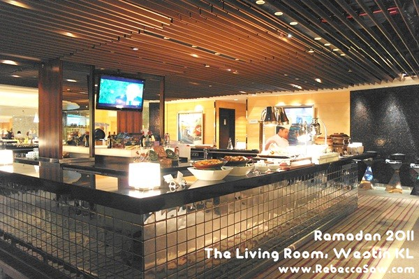 Ramadan 2011 - The Living Room, Westin KL-02