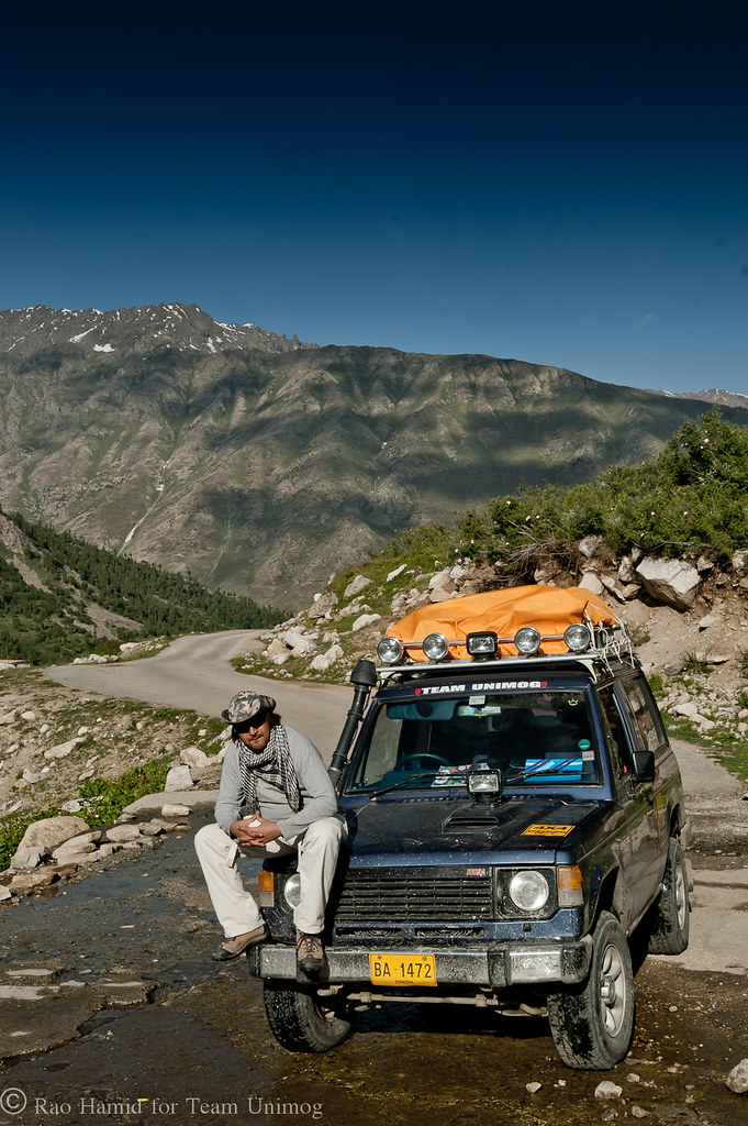 Team Unimog Punga 2011: Solitude at Altitude - 6028628646 0c765cb7c5 b