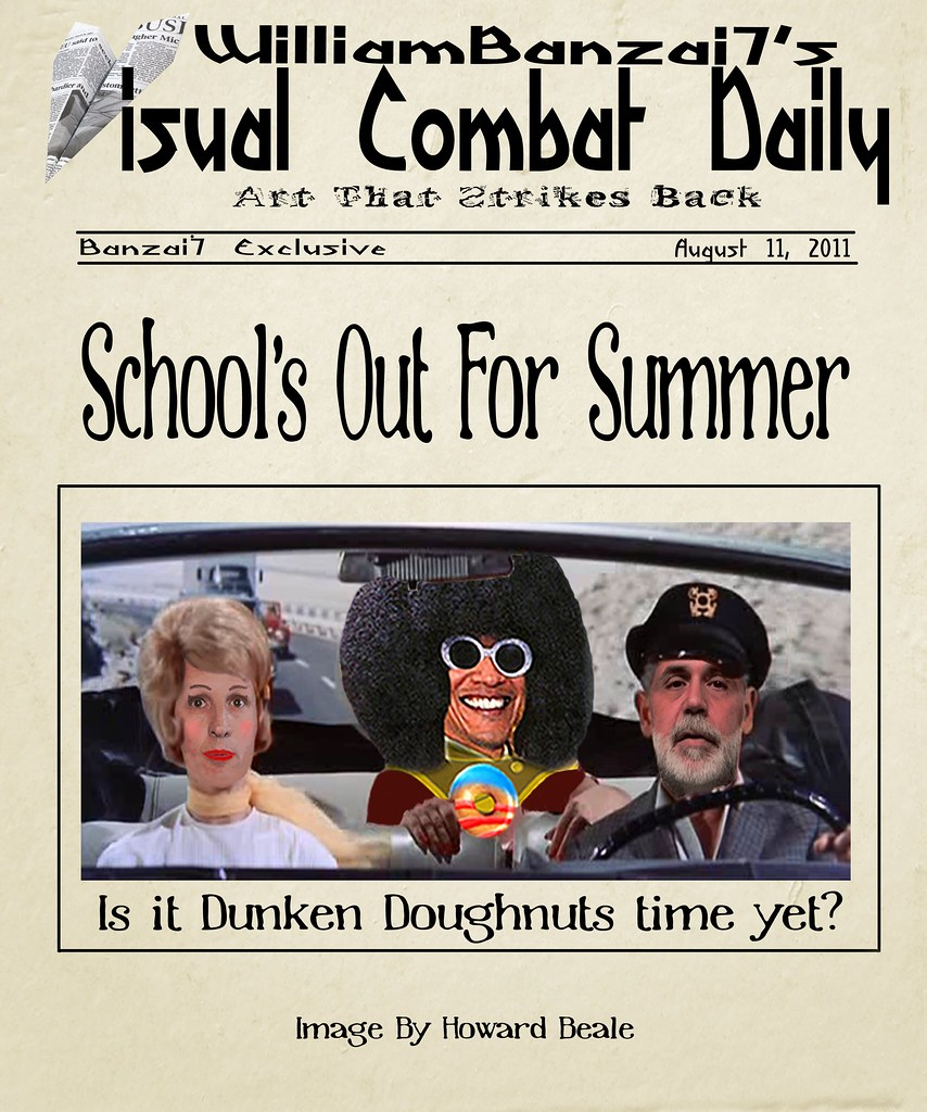 VISUAL COMBAT DAILY ISSUE 2