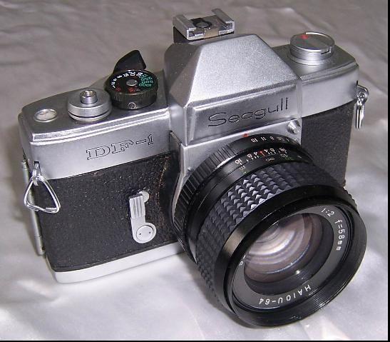 海鸥DF-1型