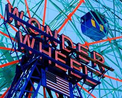 Coney Island (BumbyFoto) Tags: nyc newyork beach brooklyn coneyisland pier seaside shore boardwalk amusementpark