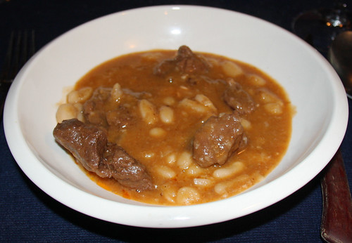 Beans and Wild Boar