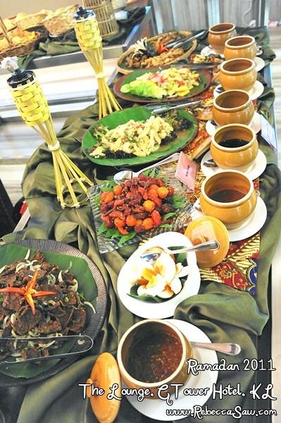 Ramadan buffet - GTower Hotel KL-13