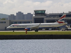 G-LCYK-12 (Fossie1) Tags: city uk london airport aircraft aviation british airways glcyk