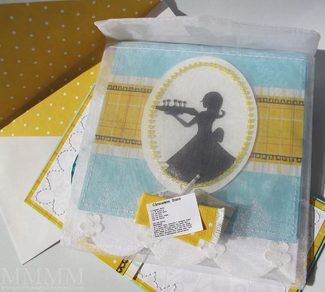 organza envelope
