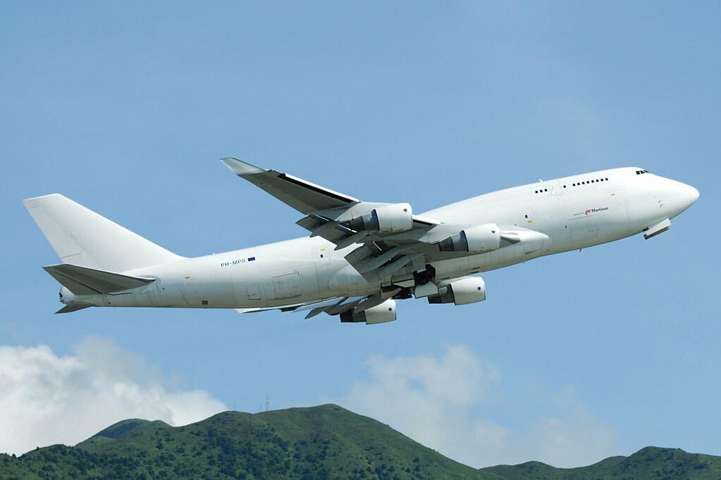 Martinair Holland cargo Boeing 747-412BCF PH-MPS  MSN 24066