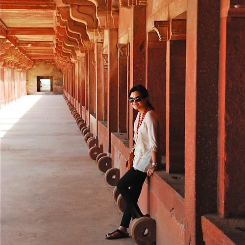 Thank you Ingrid @thebaghag for taking my photos in #india