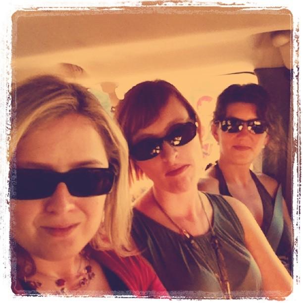 Katrina, Stephanie & Cath