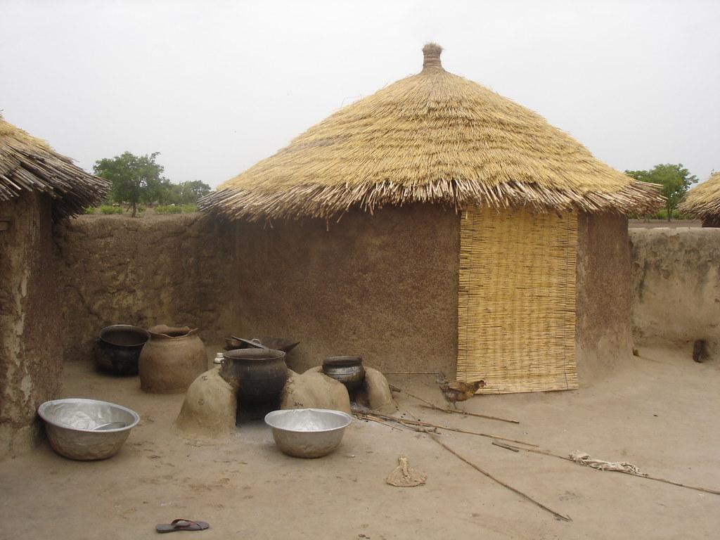 Une case Savanes Togo