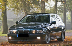 IMGP7510 (Matthijs_) Tags: boston alpina bmw 32 touring e39 b10 grun beesterzwaag