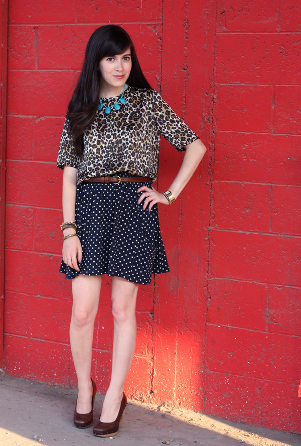 leopard_top_polkadot_skirt1