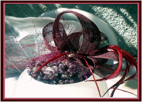 Tocado Violet por Maria Jose por Maria Jose Martinez ?  5916300769_96138d5580